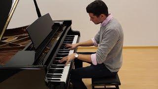 Eminem feat. Ed Sheeran - River Piano Cover (Pfeiffer Grand Piano)