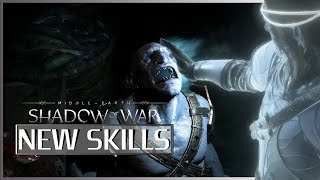 MIDDLE-EARTH: Shadow of War SKILLS | Predator Abilities
