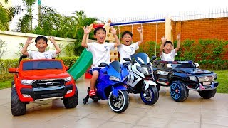 Kids Ride on Car Toys Power Wheels Video Toy for Kids