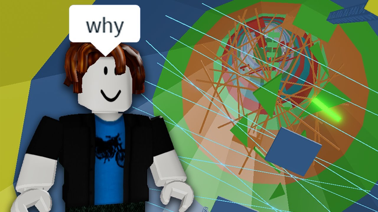 How To Fail At Tower Of Hell Roblox Youtube