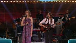 First Aid Kit - Red Dirt Girl (Live på Polar Music Prize 2015)