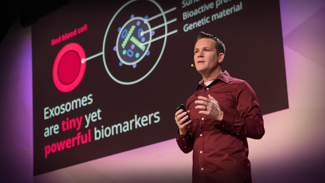 New nanotech to detect cancer early | Joshua Smith