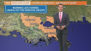 Ozone Action Day: What is it and what you can do