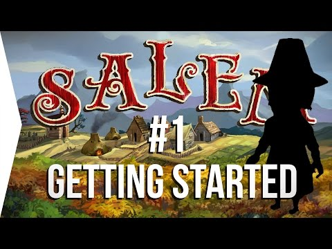 Surviving Salem #1: Getting Started ► Crafting MMO Game