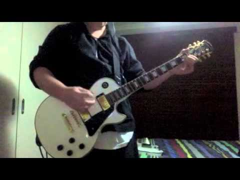 Bring Me the Horizon - Suicide Season guitar cover