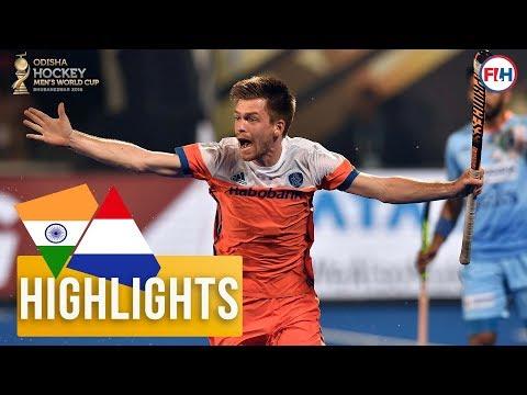 India v Netherlands | Odisha Men's Hockey World Cup Bhubaneswar 2018 | HIGHLIGHTS Mp3