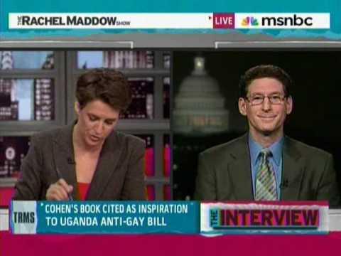 "TRMS: Rachel Maddow interviews ""ex-gay"" activist Richard Cohen (Part 01)"