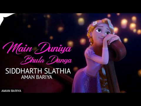 Main Duniya Bhula Dunga - Unplugged Cover   Aashiqui   Siddharth Slathia   Aman Bariya   Remix Songs