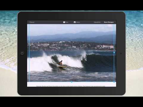 Create Beautiful Stories On The iPad Using The Storehouse App
