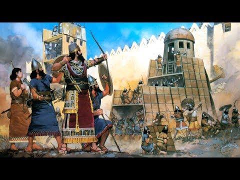 La terra degli Assiri e dei Sumeri.