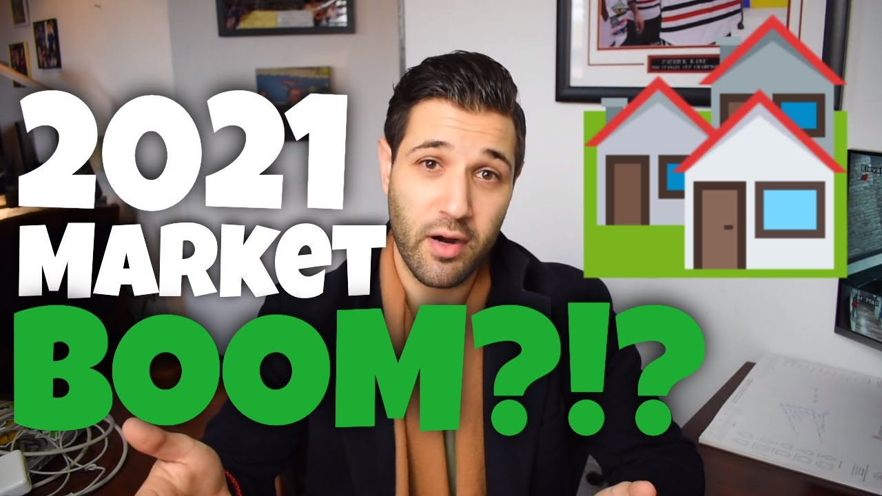 Will the Election & COVID Crush Real Estate? | 2021 MARKET BOOM?!?