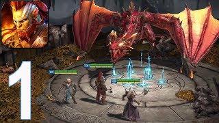 RAID Shadow Legends - Gameplay Walkthrough part 1(iOS, Android) screenshot 2