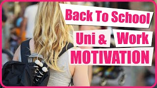 Was mir ULTRA PEINLICHES früher passiert ist | 5 Top Tipps zur BACK TO SCHOOL MOTIVATION