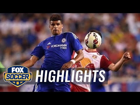 New York Red Bulls vs. Chelsea - 2015 International Champions Cup Highlights
