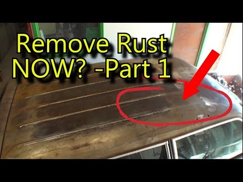 How To Remove Rust FOREVER - Metal Rescue Review - Yes Or No? Part 1