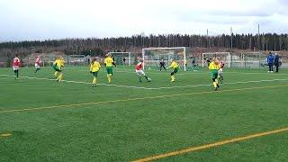 Jalkapallo C-tytöt Ilves - TPV T03  2-4 (1-1)
