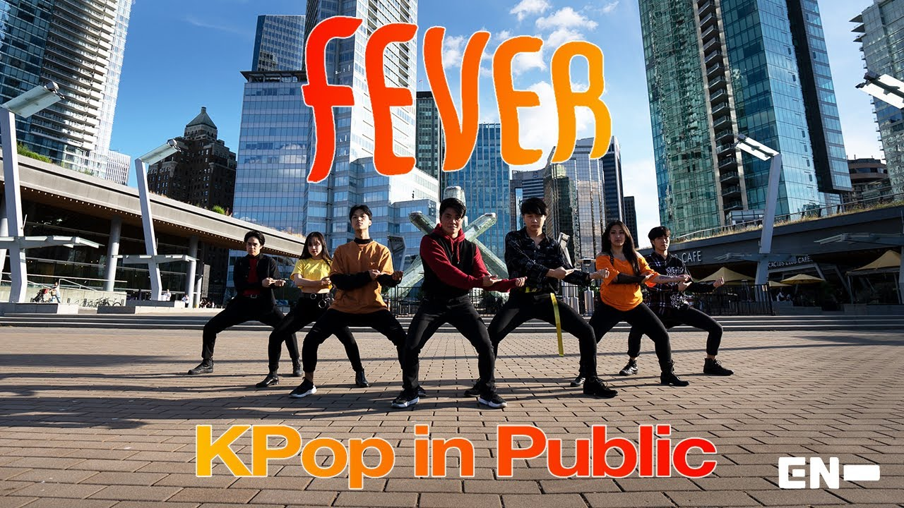 [KPOP IN PUBLIC - FEVER DANCE COVER] -- ENHYPEN -- 엔하이픈 [YOURS TRULY COLLAB]