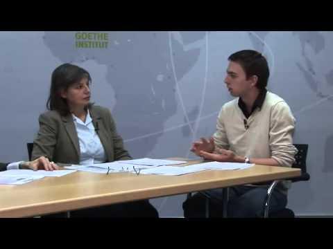 Goethe Zertifikat C2: GDS Mündliche Prüfung