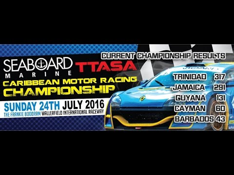 What racers and riders are coming to Trinidad for the CMRC on the 24th July