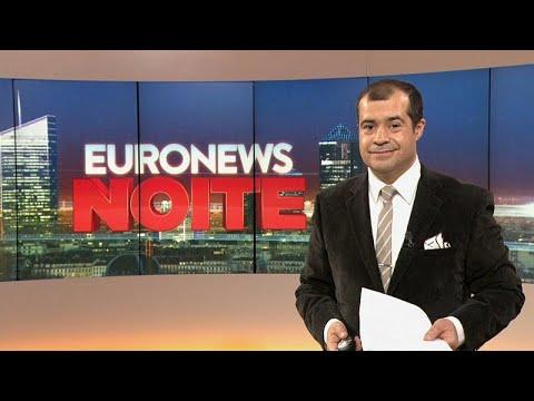 Euronews Noite   As notícias do Mundo de 27 de novembro de 2019