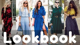 Dresses Trends Design Fashion Style 2018 | Summer to Fall Dresses