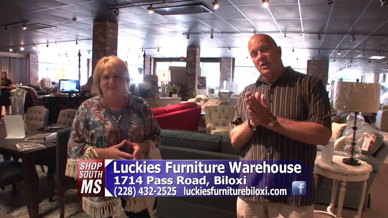Elegant Luckies Furniture Warehouse