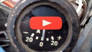 видео амперметр как подключить