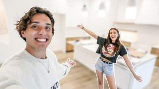 Our New KITCHEN REVEAL In Our New House!!