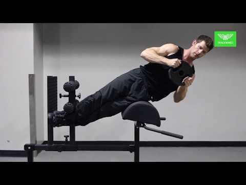 WEIGHT LIFTING - Glute Ham Device Horizontal Press