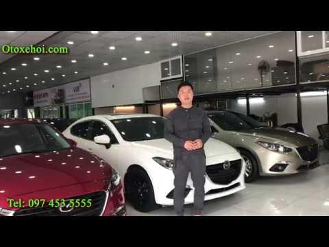 Loạt Xe Ô tô Cũ Mazda 3 Siêu Lướt Giá Rẻ