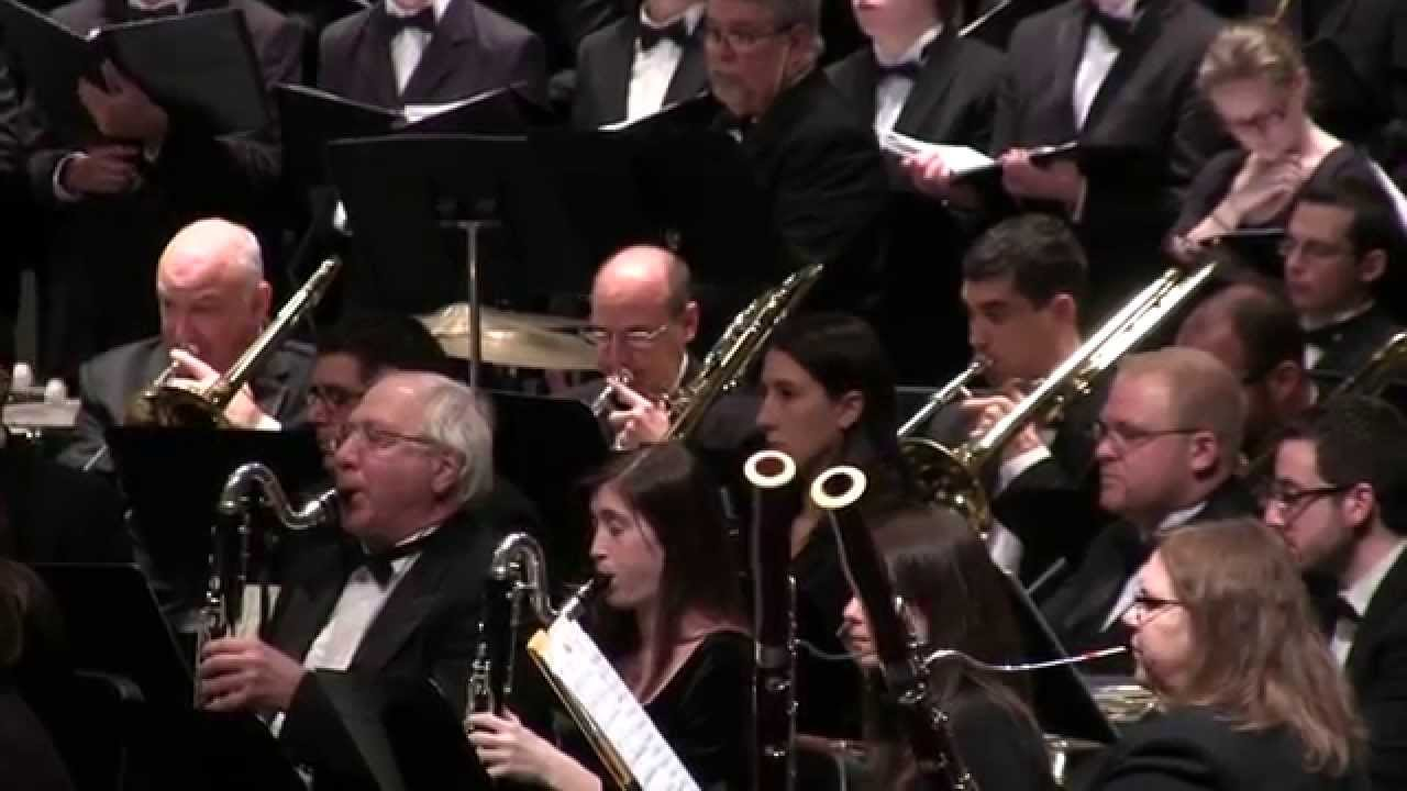 The New York Wind Symphony - Russian Christmas Music by Alfred ...