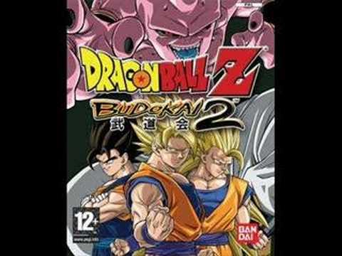 Dragon Ball Z Budokai 2 Opening song