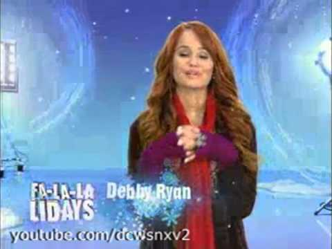 Jessie Cast - Merry Christmas & Happy Holidays / Fa-la-la-la Days - YouTube