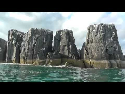 Sea Kayaking the North East Passage -  Farne Islands with Matt.