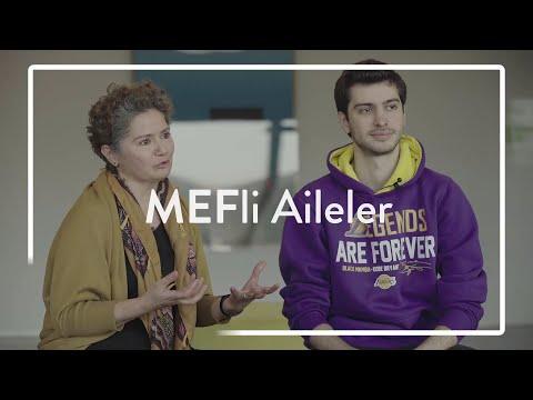 MEF'li Aileler / Alp Günay - Selma Oygur / Makine Mühendisliği