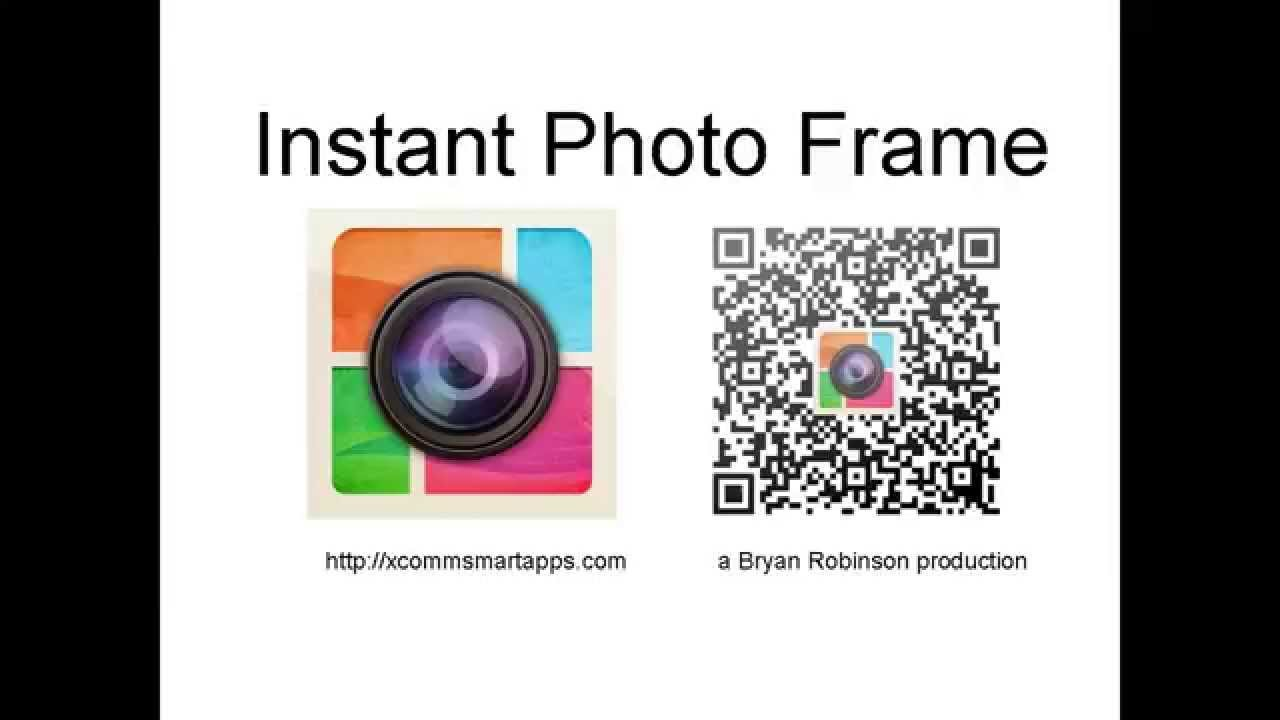 Instant Photo Frame - App for Instant Collage Photo Frames creation ...