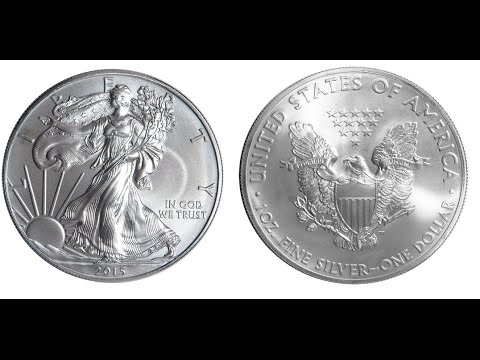 The American Silver Eagle Coin