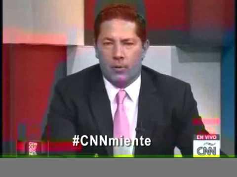 CNN Miente Saqueo En Venezuela
