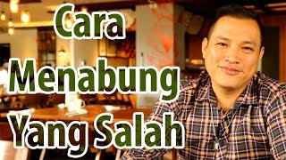 Download Cara Menabung Yang Salah Mp3 and Videos