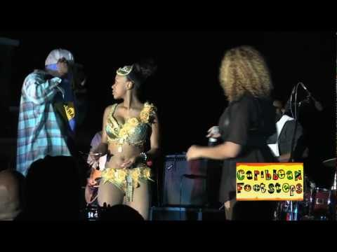Destra 'I Dare You' London 2012
