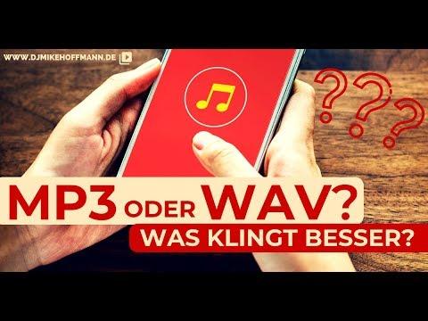 WAV Oder MP3 Kaufen? Was Klingt Besser? | Was Macht Mehr Sinn Als DJ? | DJ Hilfe | Musikdatei