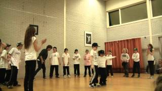 Ruup Breakdance Video