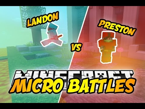 """PRESTON vs LANDON""