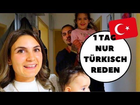 1 TAG NUR TÜRKISCH REDEN 🇹🇷  😂 |  Daily VLOG TBATB