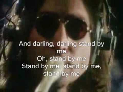 John Lennon - Stand By Me with lyrics