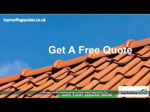 Roofing Company Hammersmith