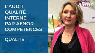 Formation à l'audit qualité interne : Notre chef de produit audit en parle…