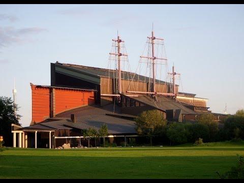 Стокгольм. Музей «Васа» (Vasamuseet). Vasa Museum.