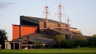 Стокгольм. Музей «Васа» (Vasamuseet). Vasa Museum.(, 2014-05-18T10:58:21.000Z)