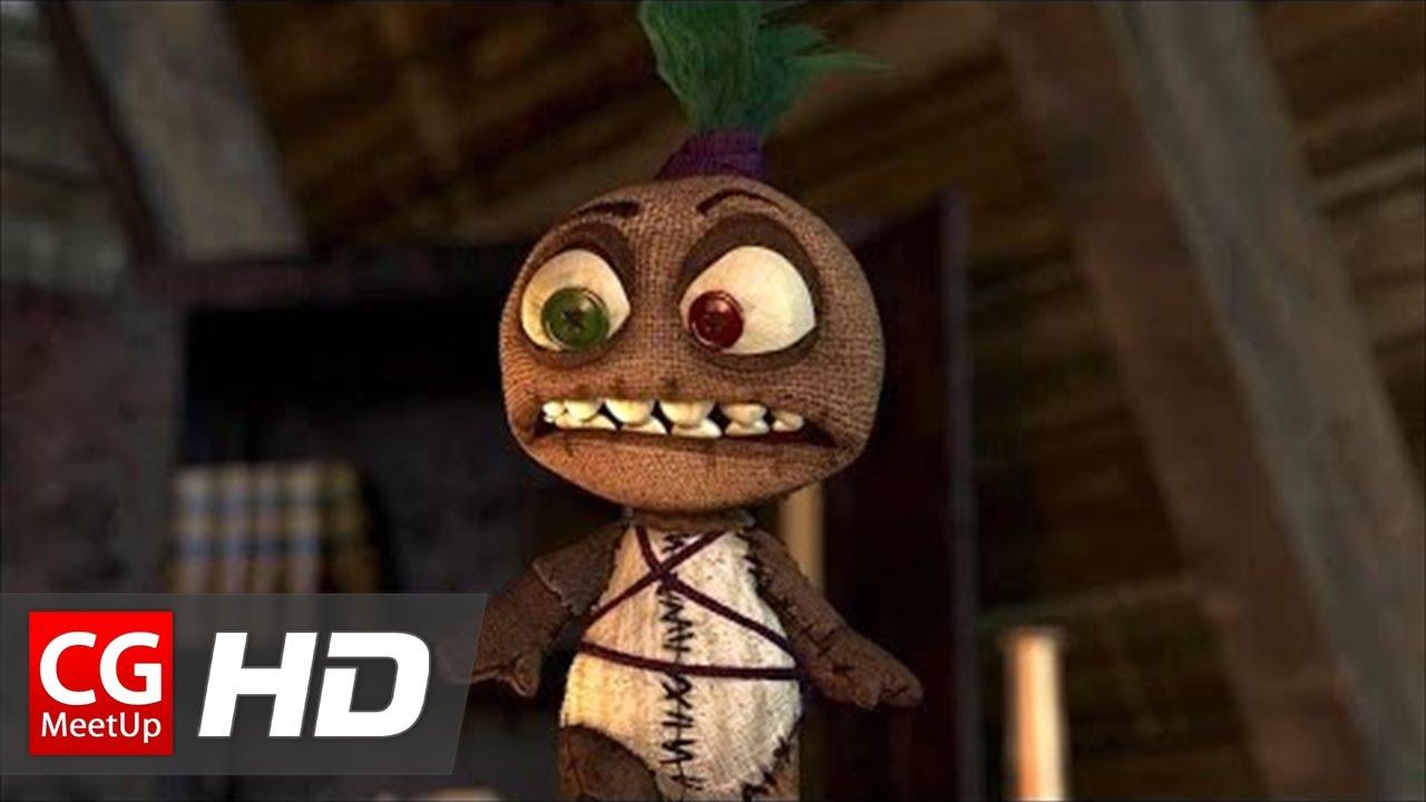 "Download CGI Animated Short Film HD ""Vudu Dolls"" by artFive animation | CGMeetup"